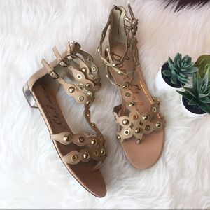 New Sam Edelman Desi Gladiator Sandals